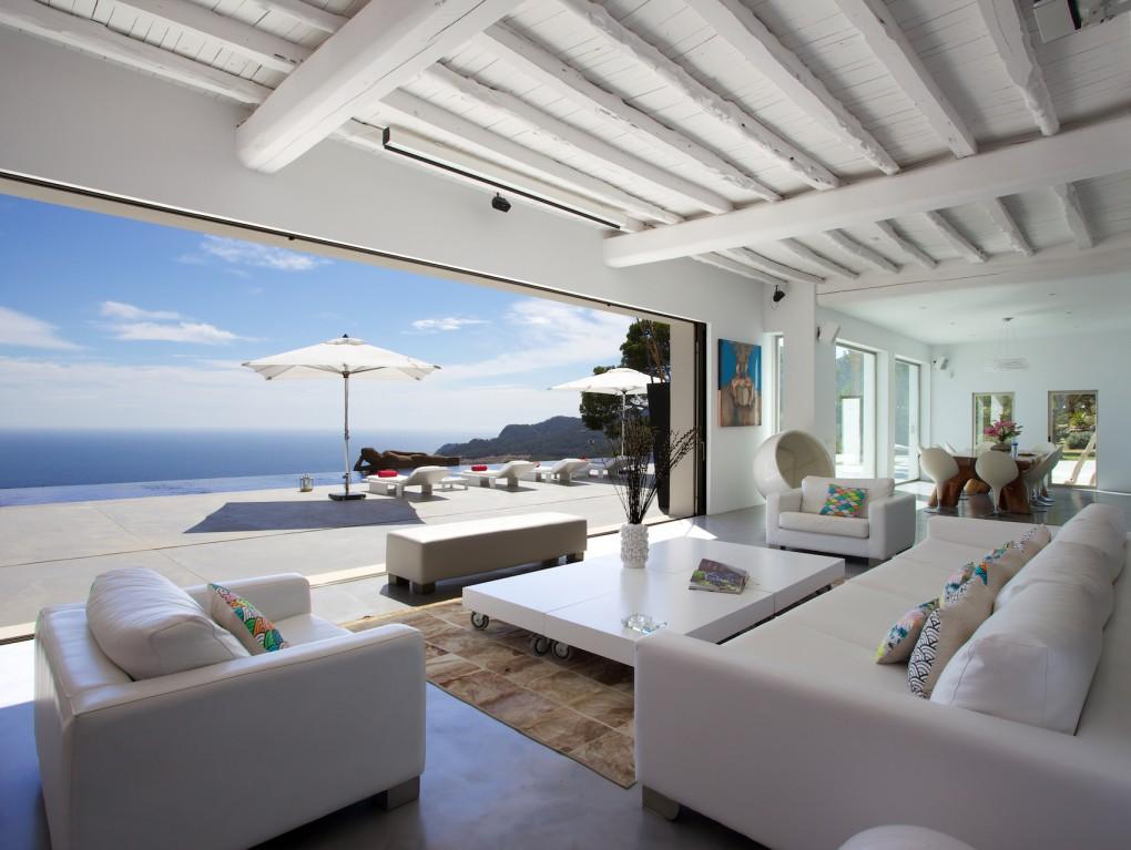 Luxury Ibiza Villas, Mallorca Villas and Formentera Villas to rent