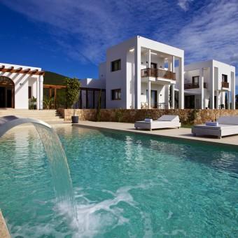 Villa Azahar - a family holiday villa retreat in Ibiza