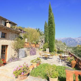 Finca Hermosa a luxury villa in Mallorca from International Villas