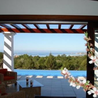 Luxury Ibiza Villa, Vista Espartar